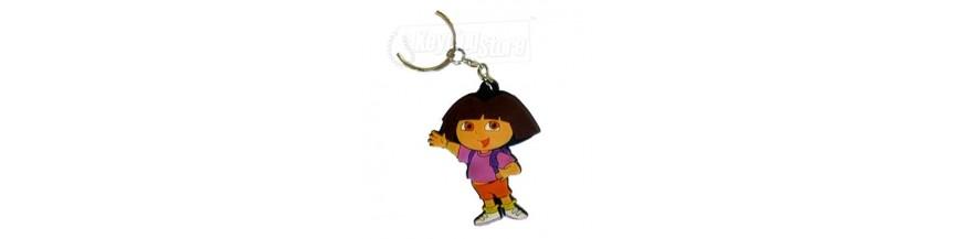 Dora The Explorer Keyrings