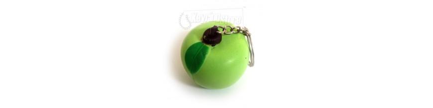 Fruit Keyrings