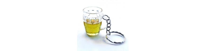 Drink Keyrings