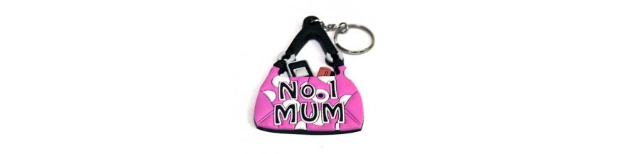 Mum Keyrings