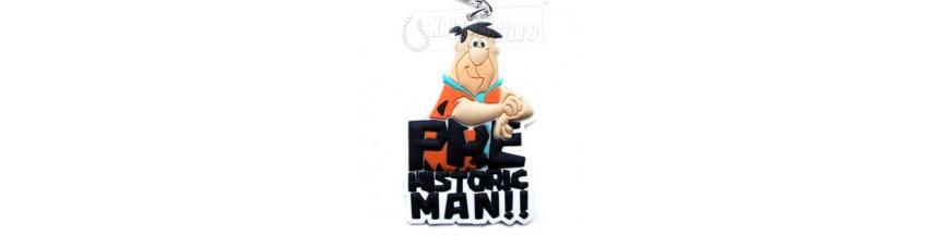 The Flintstones Keyrings