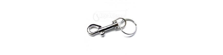 Belt Clip Keyrings