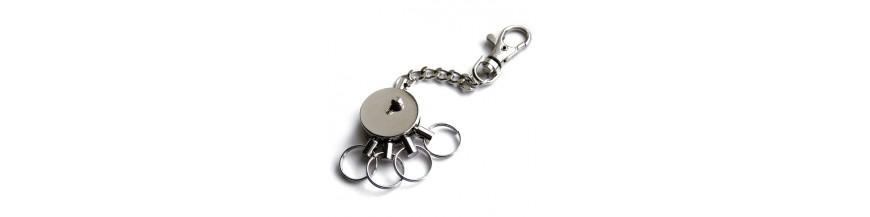 Multi Ring Keyrings