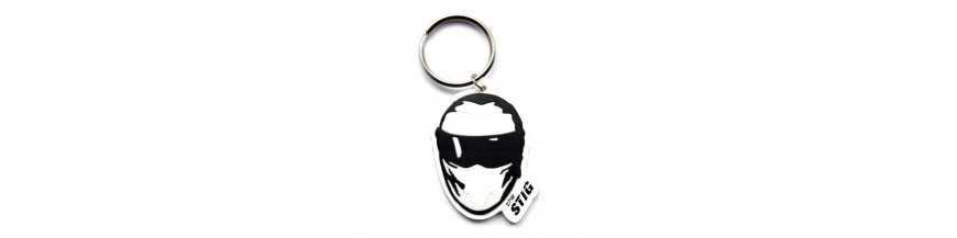 Top Gear Keyrings