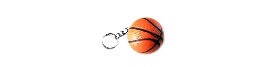 Basketball Keyrings