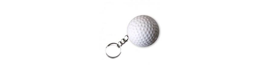 Golf Keyrings