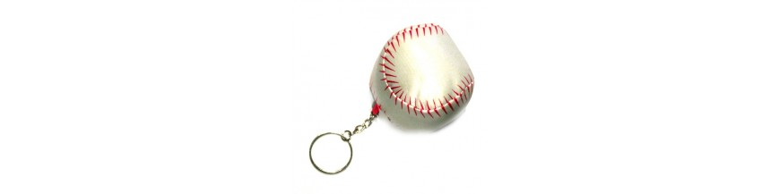 Baseball Keyrings