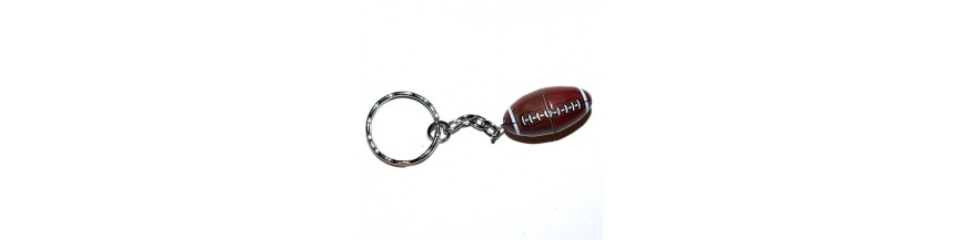 Rugby Keyrings
