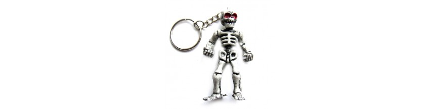 Skeleton Keyrings