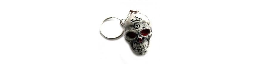 Skull Keyrings