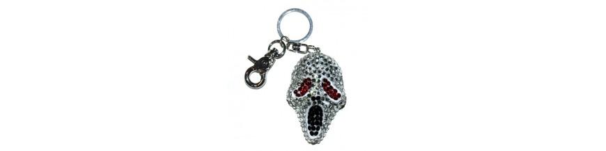 Premium Spooky Keyrings