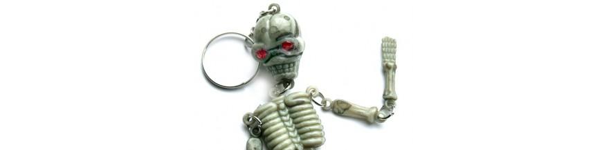 Jointed Skeleton Keyrings