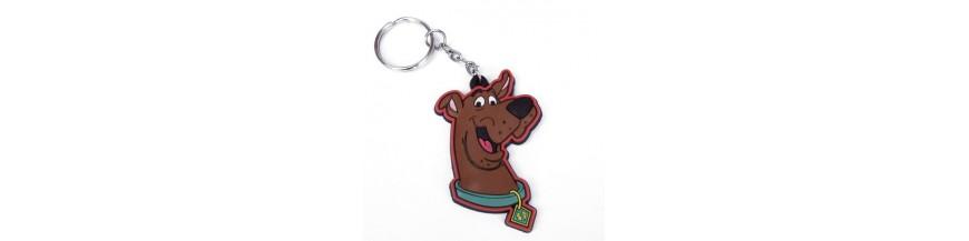 Scooby Doo Keyrings