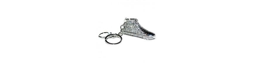 Crystal Diamante Keyrings
