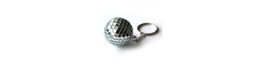 Premium Disco Ball Keyrings