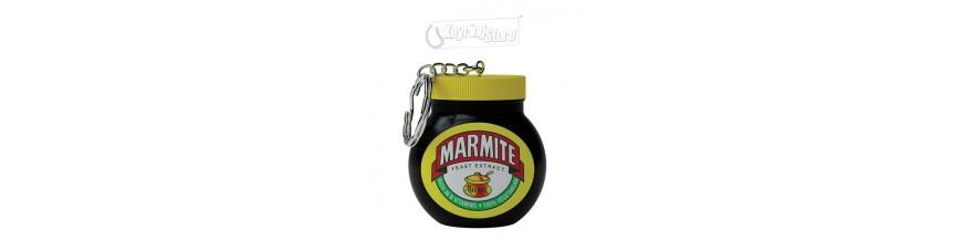Marmite Keyrings