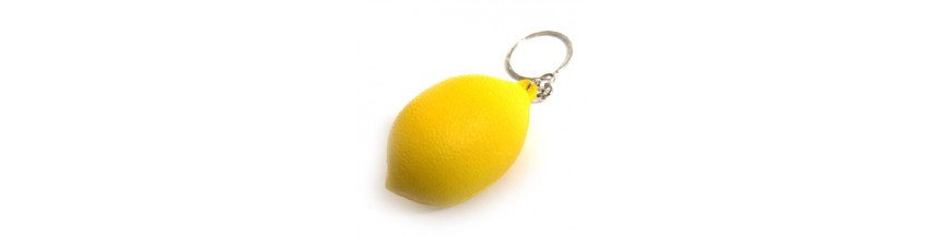 Lemon Keyrings