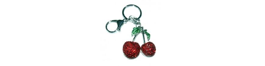 Cherry Keyrings