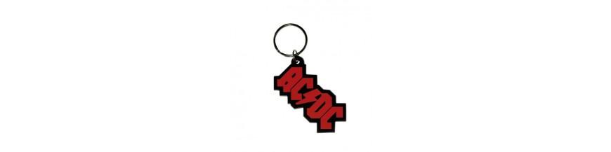AC/DC Keyrings