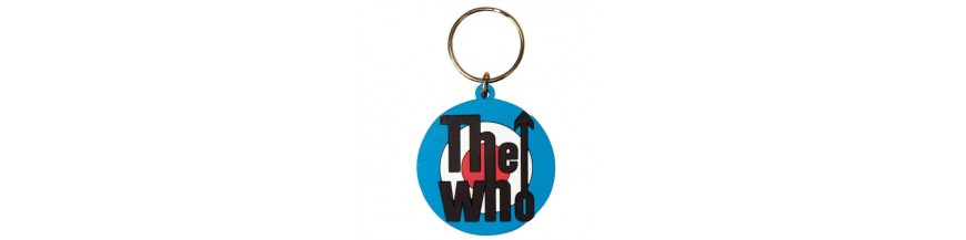 The Who Keyrings