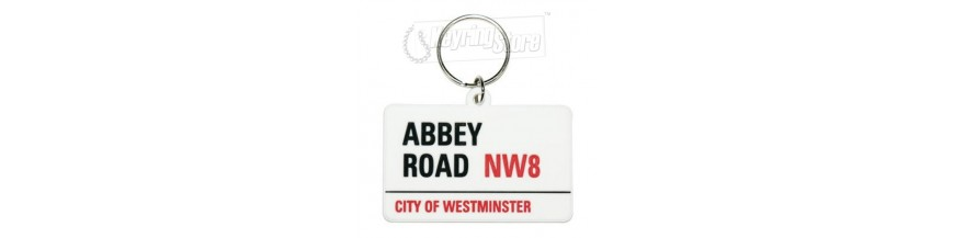 Street Sign Keyrings