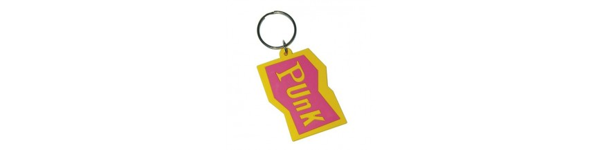 Punk Keyrings