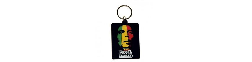 Bob Marley Keyrings
