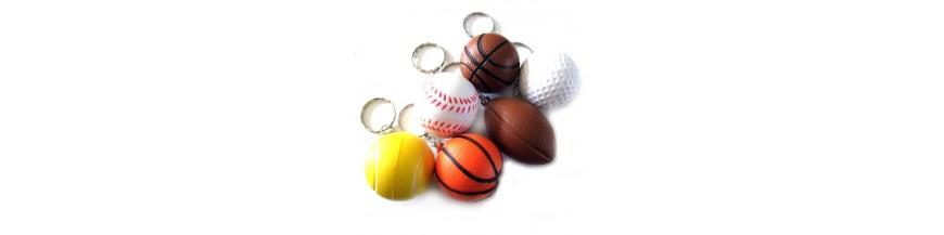 Sports Pack Keyrings