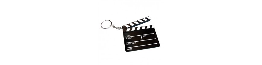 Novelty Movie Keyrings