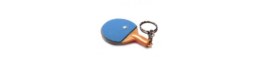 Table Tennis Keyrings