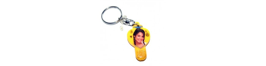 High School Musical Keyrings