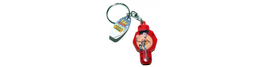 Toy Story Keyrings
