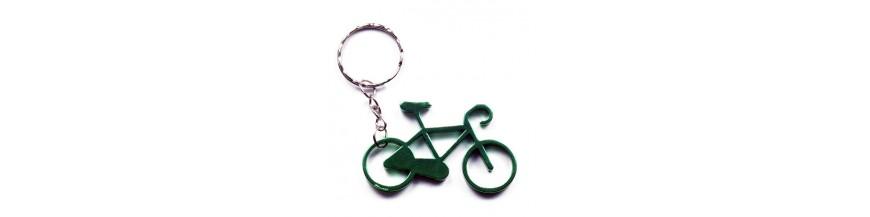 Cycling & Bicycles Keyrings