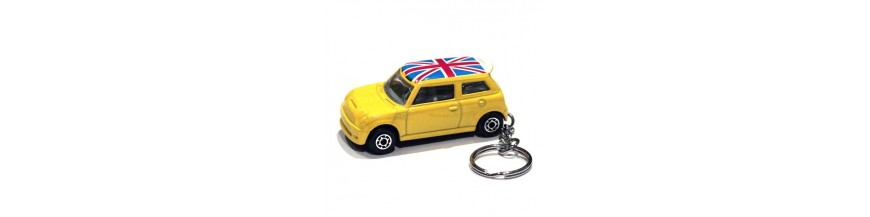 Die-cast Car Keyrings