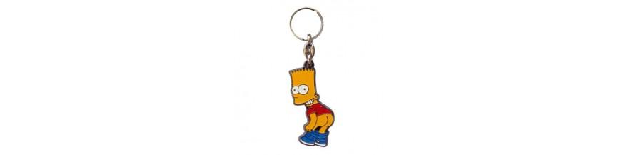 The Simpsons Keyrings