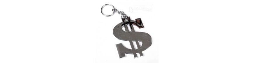 Money Keyrings