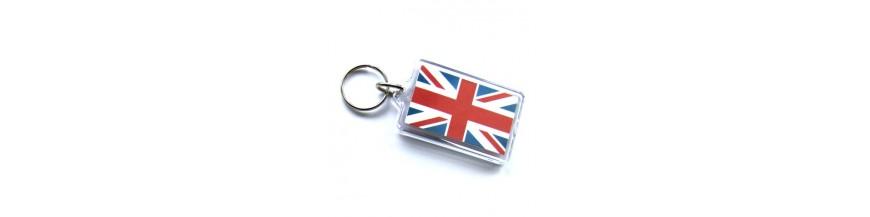 British Keyrings