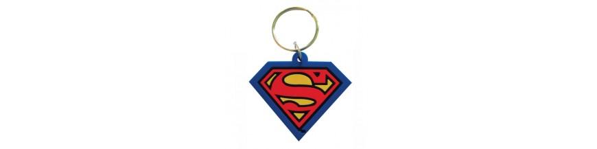 Superhero Keyrings