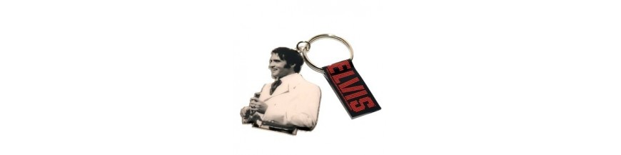 Elvis Keyrings