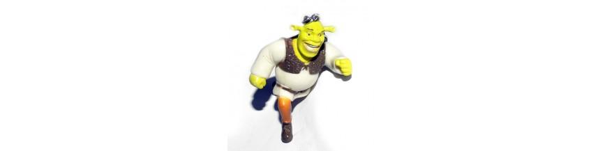 Shrek Keyrings