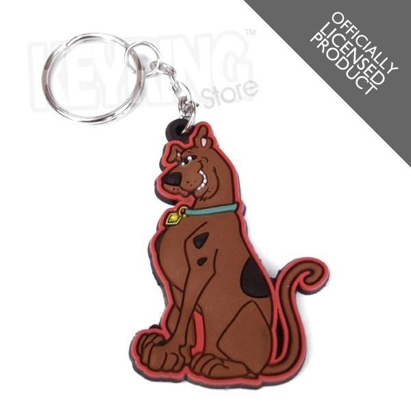 Scooby Doo Dog Snacks Keyring - Hanna-Barbera Productions ... 095a8f16c5a9