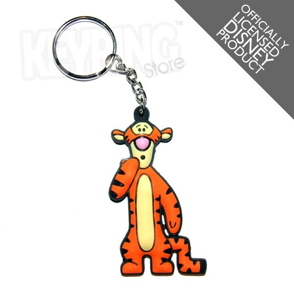 Tigger Winnie The Pooh Keyring - Disney Keychain - Officially Licensed -  The Keyring Store 4a2061122