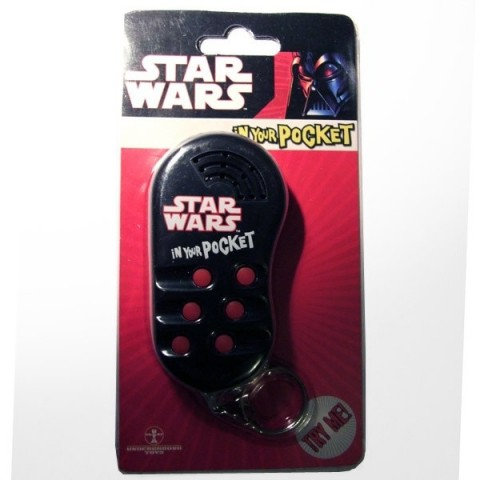 Star Wars In Your Pocket Keyring