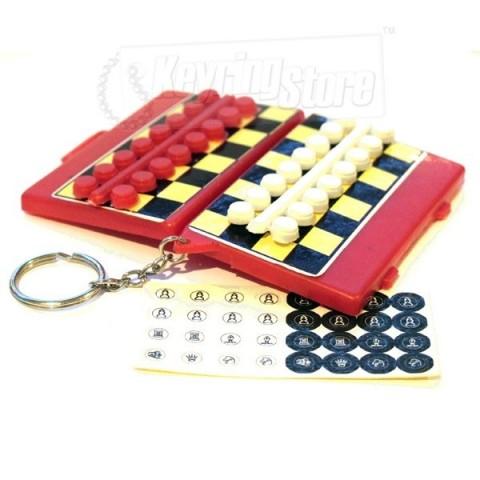 Chess Keyring