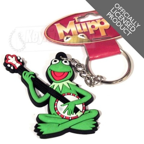 Kermit The Frog Muppets Keyring