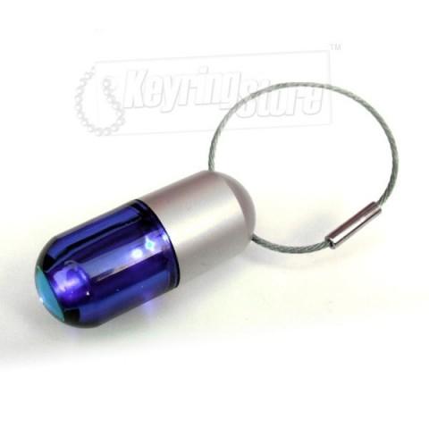 Premium Metal Torch keyring