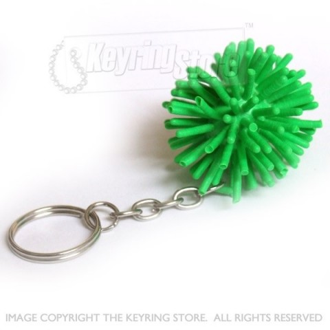 Pointy keyrings