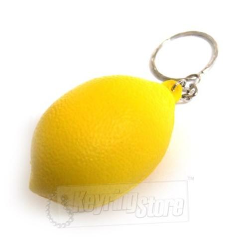 Lemon Keyring - Great Quality!