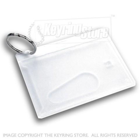 ID Card Keyring