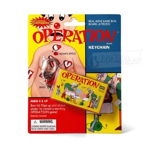 Operation keyring